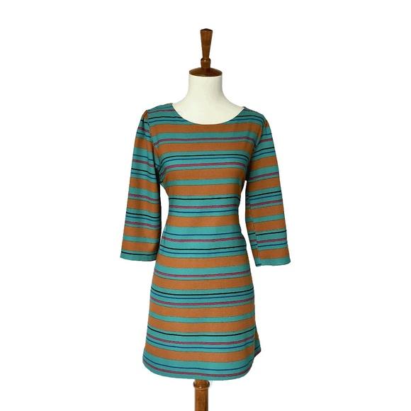 J. Crew Dresses & Skirts - Striped Shift Dress